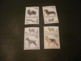 De307- Stamps MNh Germany -1995- Dogs -hunde - Unclassified