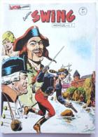 CAP´TAIN SWING N° 223 MON JOURNAL PUMA NOIR - Captain Swing