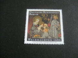De630- Stamp MNH Germany Berlin- 1986- SC. 9NB242- Weihnachten- Christmas - [5] Berlijn