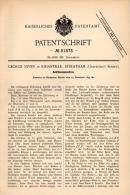 Original Patentschrift - G. Niven In Shiantelle , Streatham , 1894, Machine For Adding, Arithmetic, Computing Machine !! - Tools