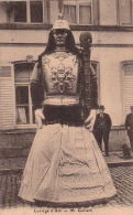 Ath 72: Cortège D'Ath. M. Goliath 1924 - Ath