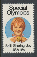 USA 1979 Scott  # 1788. Special Olympics Issue, MNH (**). - Unused Stamps