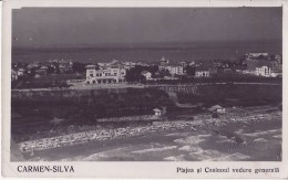 Carmen-Silva - ** Belle Carte** Edition Studio Photografic Lupu & Barta * - Roumanie