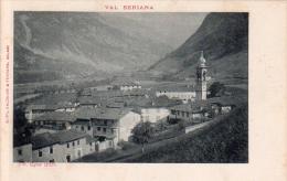 OGNA (BG) - VAL SERIANA - PANORAMA - F/P - N/V - I - Bergamo
