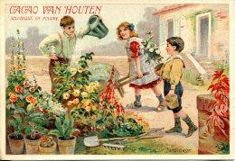 VAN HOUTEN  Le Jardinage - Van Houten