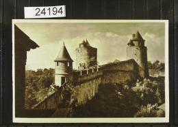 Fougeres Le Chateau Tour Du Guet - Fougeres