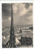 """France. Paris. Vue Panoramique Prise Des Tours De Notre-Dame. """"Images De Paris"""" 114. Les Editions D'Art YVONi - Notre Dame Von Paris"""