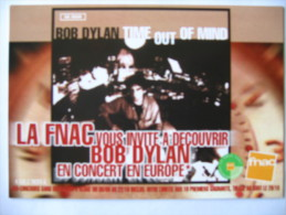 Bob Dylan Time Out Of Mind Fnac 1997 - Cantanti E Musicisti