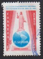 1964 - EL SALVADOR - Y&T 190 (PA) - Nueva San Salvador - Salvador