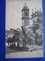 FRASCATI - CORSO D'ITALIA E CATTEDRALE   1921 - Italia