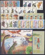 Somalia 1993 Annata Completa / Complete Year Set **/MNH VF - Somalia (1960-...)