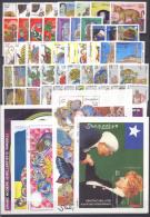 Somalia 1997 Annata Completa / Complete Year Set **/MNH VF - Somalia (1960-...)
