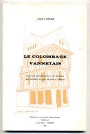 Vannes Maisons Médiévales Albert DEGEZ  Le Colombage Vannetais 1980 - Bretagne