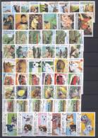 Somalia 1999 Somali Republic Not Official 11 Complete Issues  **/MNH VF - Somalia (1960-...)