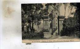 Montmaur  11    Chateau De Vales  XVem Siecle -dans Le Lauraguais - Other Municipalities