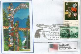 USA. Tribu Seneca (Iroquois Nation) Seneca Native Americans, Caneadea. Etat De New-York - American Indians