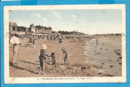 Loire Atlantique- Pornichet-les-Pins -La Plage. - Pornichet