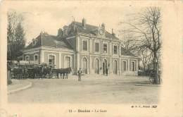 : Réf :G-13- 1473 :  Decize La Gare - Decize