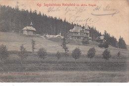 03926 Jagdschloss Rehefeld - Rehefeld