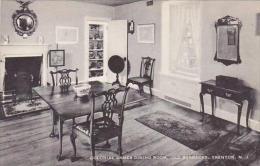 New Jersey Trenton Colonial Dames Dining Room Old Barracks Artvu