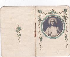 CALENDARIETTO RELIGIOSO FRANCESE PETIT ALMANACH BOUMARD FILS PARIS   1925-2-0882-17411 -410 - Calendars