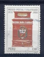 130604837  PERU  YVERT  Nº  699 - Peru