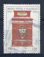 130604838  PERU  YVERT  Nº  699 - Peru