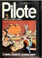 Pilote - 15e Année - N° 711 - La Grande Bouffe - Pilote