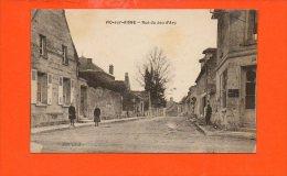 02 VIC Sur AISNE : Rue Du Jeu D'arc - Vic Sur Aisne