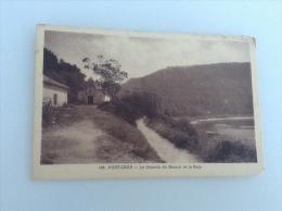 83.275   VAR  /  HYERES  /  PORT CROS  /  Le Chemin Du Manoir Et La Baie - Hyeres