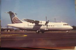 ATR 42     CONTINENTAL EXPRESS    N99838 - 1946-....: Modern Era