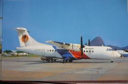 ATR 42 320    PANTANAL LINHAS AEREAS    PT MFE - 1946-....: Moderne