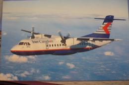 ATR 42      INTER QUEBEC    C FIQB - 1946-....: Moderne