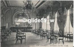 ENGHIEN - Le Casino - Le Bar - N° 0706 - Enghien Les Bains