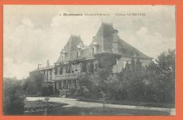 H359, Montendre, Charente Inférieur, Château La Bruyère,5,  Circulée 1918 - Montendre