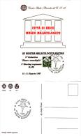 PC,POSTCARD, MOSTRA MALACOLOGICA ERICINA , 1997,ITALY - Marine Life