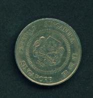 SINGAPORE - 1988 50c Circ. - Singapore
