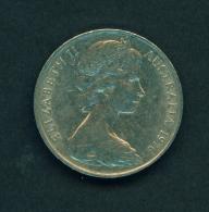 AUSTRALIA - 1976 20c Circ. - Decimal Coinage (1966-...)