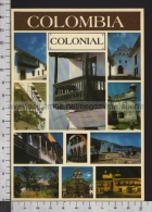 S6536 COLOMBIA COLONIAL ARQUITECTURE OF THE COUNTRY Scritta - Colombia