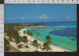 S6540 COLOMBIA SAN ANDRES PLAYA PRINCIPAL VG RED STAMP MACHINE - Colombia