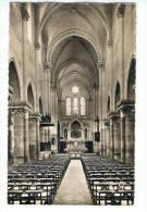 CPSM - 44 - BOURGNEUF-EN-RETZ - Intérieur De L'Eglise Notre-Dame De Bon-Port - Attention PLI - Bourgneuf-en-Retz