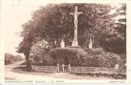 BOURGNEUF LA FORET LE CALVAIRE  REF 33498 - France