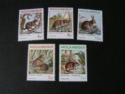 == Mosmbique, Flora Fauna ** MNH - Mosambik