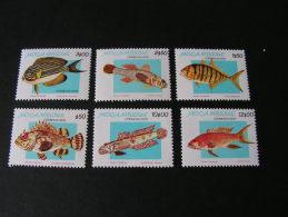 == Mosmbique, Flora Fauna ** MNH  Fische - Mosambik