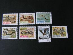 == Mosambique Flora Fauna  Snakes Birds  ** MNH - Mosambik