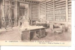 Cabinet De Travail De Napoléon 1er - Compiègne - N°26 - Bibliothèques