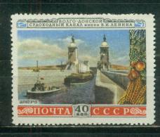 Russia 1953 Mi 1671 MNH - 1923-1991 USSR
