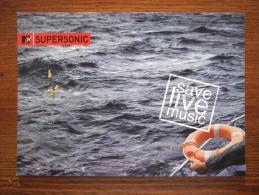MTV Carte Postale - Advertising