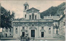 SAVONA - SANTUARIO N.S. DELLA MISERICORDIA  - F/P - N/V - ANNO SANTO 1933-1934 - Savona