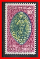 Vaticano 1953 - Pier Lombardo MNH ** - Nuovi